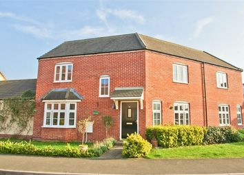 Thumbnail 3 bed semi-detached house for sale in Glastonbury, Somerset, UK