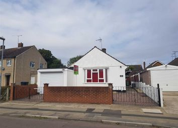 Thumbnail 2 bed detached bungalow for sale in Longleaze, Royal Wootton Bassett, Wiltshire
