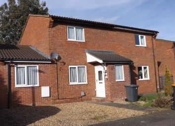 Thumbnail 3 bed property to rent in Walcourt Road, Kempston, Bedford