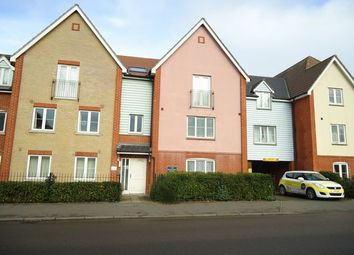 Thumbnail 2 bed flat to rent in Shafto Road, Ipswich, Suffolk