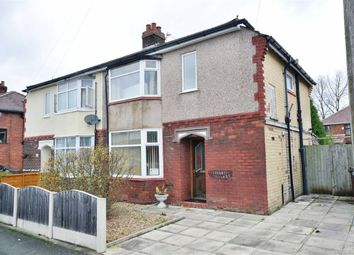 Thumbnail 3 bed semi-detached house for sale in Green Avenue, Astley, Tyldesley, Manchester