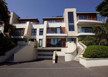 Thumbnail 3 bed flat for sale in Glenair Road, Lower Parkstone, Poole