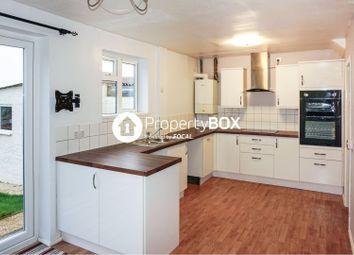 Thumbnail 3 bedroom semi-detached house to rent in Mendip Road, Bristol