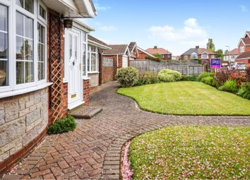 Thumbnail 3 bed detached bungalow for sale in Totnes Road, Scartho, Grimsby