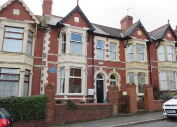 Thumbnail 4 bed terraced house for sale in Harbour Road, Barry