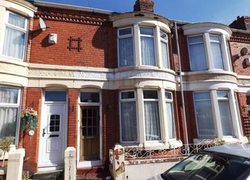 Thumbnail 3 bed terraced house for sale in Wellbrow Road, Walton, Liverpool, Merseyside
