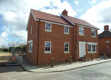 Thumbnail 1 bedroom flat to rent in Bridge Street, Loddon, Norwich