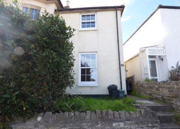 Thumbnail 2 bed semi-detached house for sale in Belvedere Street, Ryde