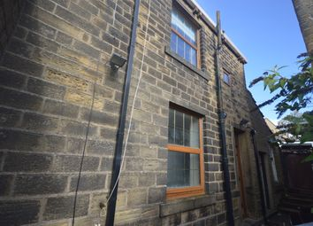 Thumbnail 1 bed cottage for sale in Barnsley Road, Upper Cumberworth, Huddersfield