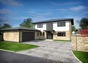 Thumbnail 4 bed detached house for sale in Paddock Lane, Branston, Lincoln