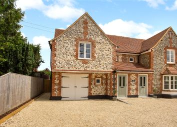 Thumbnail 4 bed semi-detached house for sale in The Hollies, Wycombe Road, Prestwood, Great Missenden, Buckinghamshire