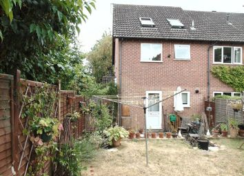 Thumbnail 2 bed end terrace house for sale in Sarisbury Close, Tadley