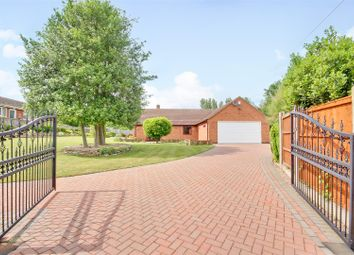 Thumbnail 3 bed detached bungalow for sale in Ton Lane, Lowdham, Nottingham
