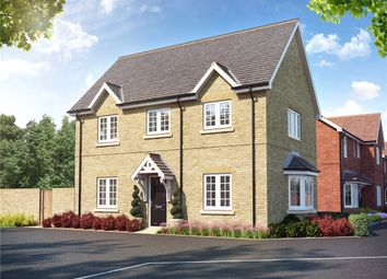 Thumbnail 3 bed detached house for sale in Woodfield Road, Highfields Caldecote, Cambridge, Cambridgeshire