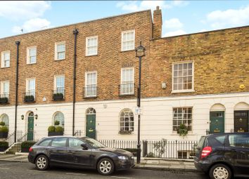 Thumbnail 3 bed end terrace house for sale in Bourne Street, London