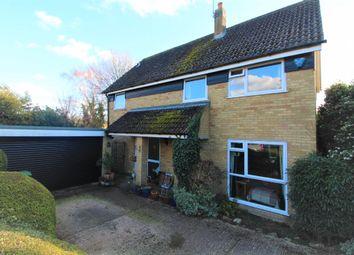 Malting Close, Stoke Goldington, Newport Pagnell, Buckinghamshire MK16. 4 bed detached house for sale