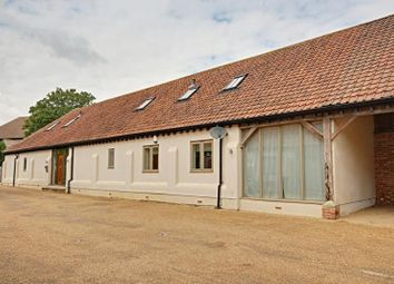 Thumbnail 5 bed barn conversion to rent in Envilles Farm Barns, Little Laver, Ongar, Essex