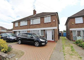 Thumbnail 3 bed semi-detached house for sale in Compton Road, Hayes
