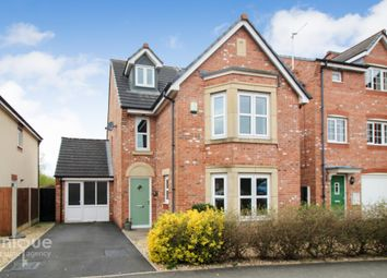 Thumbnail 5 bed detached house for sale in Wesham Park Drive, Wesham