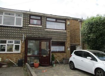 Thumbnail 3 bed terraced house for sale in Whybridge Close, Rainham
