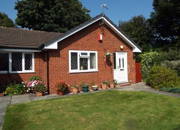 Thumbnail 2 bed terraced bungalow for sale in Grassmoor Close, Bromborough, Wirral