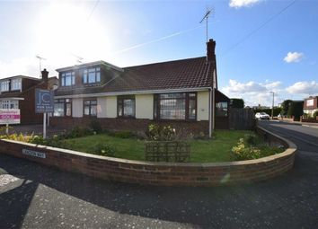 Thumbnail 2 bed semi-detached bungalow for sale in Langdon Way, Corringham, Essex