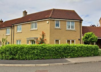 Thumbnail 2 bed semi-detached house for sale in Woodpecker Way, Great Cambourne, Cambridge
