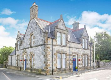 Thumbnail 4 bedroom detached house for sale in York Street, Dufftown, Keith