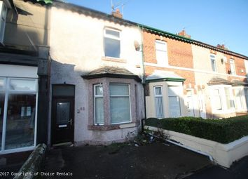 Thumbnail 2 bed flat to rent in Poulton Rd, Fleetwood