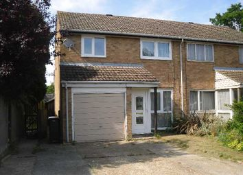 Thumbnail 3 bed semi-detached house to rent in The Grooms, Worth, Crawley