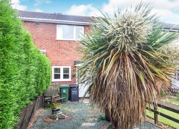 Thumbnail 2 bed terraced house to rent in Clayton Drive, Thurmaston, Leicester, Leicestershire