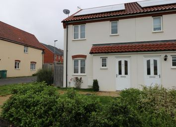 Thumbnail 3 bed semi-detached house to rent in Long Meadow Drive, Diss, Norfolk