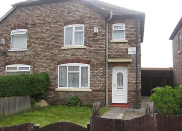 Thumbnail 3 bed semi-detached house to rent in Vaux Crescent, Liverpool