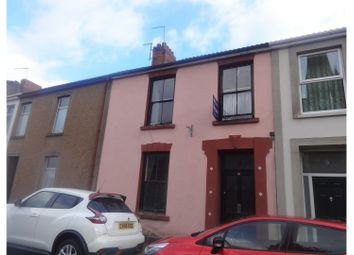 Thumbnail 4 bedroom terraced house for sale in Lady Street, Kidwelly