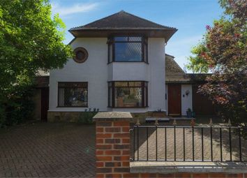 Thumbnail 4 bed detached house for sale in Westfield Road, Hoddesdon, Hertfordshire