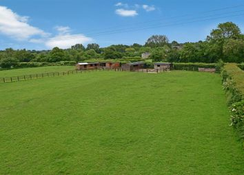 Thumbnail Equestrian property for sale in The Laurels, Fringford, Bicester