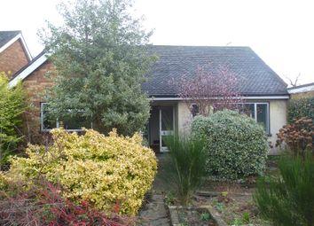 Thumbnail 2 bedroom detached bungalow for sale in Achilles Close, Hemel Hempstead