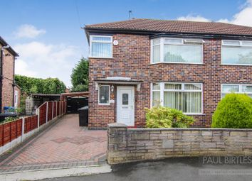 Thumbnail 3 bed semi-detached house for sale in Mount Drive, Urmston, Trafford