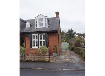 Thumbnail 2 bed semi-detached house for sale in Mair Street, Newmilns