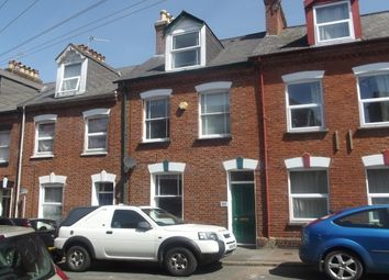 Thumbnail 4 Bed Terraced House To Rent In Portland Street Exeter