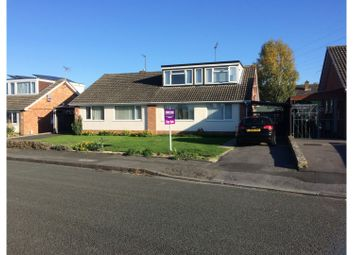 Thumbnail 3 bedroom semi-detached house for sale in Solway Road, Cheltenham