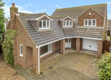Thumbnail 4 bed detached house for sale in Veronica Close, Skegness, Lincs