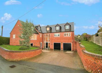 Thumbnail 5 bed detached house for sale in Malthouse Lane, Barlaston, Stoke-On-Trent