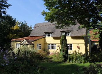 Thumbnail 5 bed cottage for sale in Honeypot Cottage, Thwaite, Eye