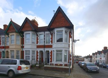 Thumbnail 3 bed end terrace house for sale in Pentyrch Street, Cathays, Cardiff