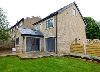 Thumbnail 5 bedroom detached house for sale in Westcliffe Road, Shipley