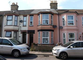 Thumbnail 3 bed terraced house for sale in 48 Beaconsfield Road, Lowestoft, Suffolk