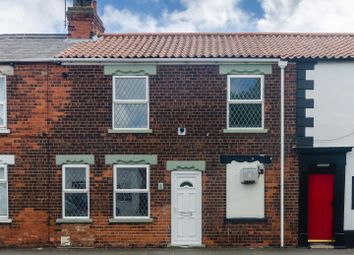 Thumbnail 2 bed cottage to rent in Watts Cottages, Sunk Island Road, Ottringham