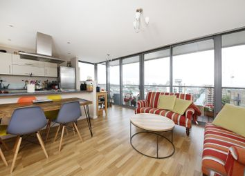 Thumbnail 2 bed flat for sale in Abbotts Wharf, 93 Stainsby Road, London