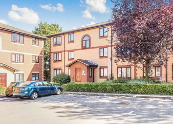 Thumbnail 1 bed flat for sale in Churchill Close, Dartford